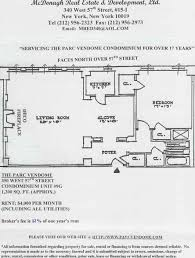 The Parc Condo Floor Plan The Parc Vendome Appartment Rentals