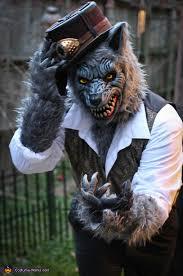 big bad wolf costume steunk big bad wolf costume