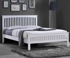 small double wooden bed frames beds direct uk