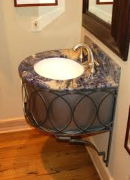 Wrought Iron Bathroom Furniture New Wrought Iron Bathroom Vanities By Ironcraft Artisan