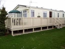 exterior astounding white modular mobile homes design with