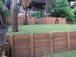 Timber Retaining Wall Designs And This - Timber retaining wall design