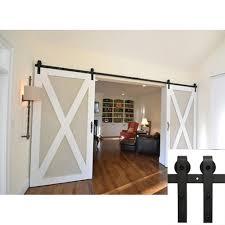 aliexpress com buy 7 5 ft american barn door hardware sliding