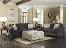 signature design by ashley alenya charcoal 2 piece sectional