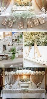 wedding backdrop initials burlap and lace wedding decor ideas burlap lace lace weddings
