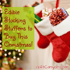 christmas stuffers 44 edible stuffer ideas to buy this christmas gift