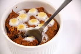 thanksgiving yams recipe marshmallows maple mashed sweet potatoes amy u0027s healthy baking