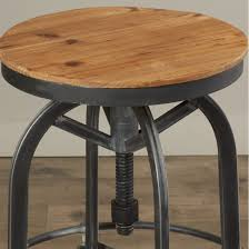 adjustable height bar table furniture wooden seat adjustable height bar stools design ideas