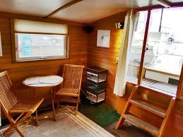Livingroom Images Houseboat U0027tsagaglalal U0027 Listed For 275k Curbed Seattle