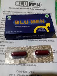 blue men obat kuat