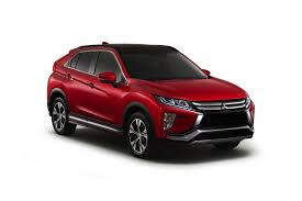 mitsubishi eclipse stance 2018 mitsubishi eclipse cross revealed will be available in the