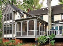 english tudor screened in porch google search outdoors