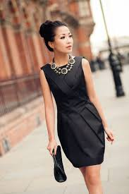 dress with necklace images What jewelry to wear with black dress black dress for wedding jpg