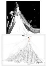 valentino wedding dresses nicky s valentino wedding dress vogue