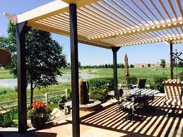 Louvered Patio Roof Louvered Awnings
