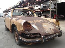 used porsche 911 california 1966 porsche 911 coupe production year 1965 project car for