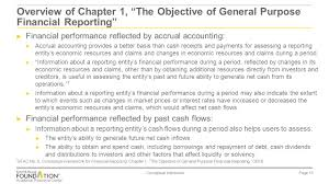 objectives of cash flow statement conceptual framework academic resource center conceptual 13 academic