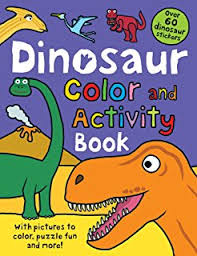dinosaur colouring book jake mcdonald 9781780553511 amazon