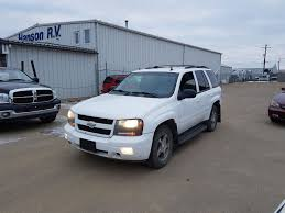 chevrolet trailblazer white chevrolet trailblazer lt 4x4 gtr auto sales