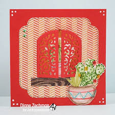 handmade watercolor cards 4763 southwest impressions