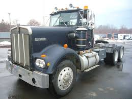 kenworth w900 model truck 1978 kenworth w900 tandem axle day cab tractor for sale by arthur
