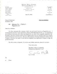 Sample Legal Settlement Letter how i sued a spammer in oregon from virginia