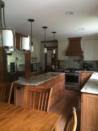 custom kitchen cabinets columbus ohio kitchen remodel 2014 two toned maple custom cabinets by miller made