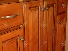 kitchen cabinet doors stock photo picture and royalty free image