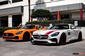 orange mercedes amg gt r the orange beast