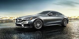 s class luxury coupe mercedes