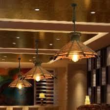 Hanging Edison Bulb Chandelier Vintage Industrial Lamp Covers Pendant Ceiling Edison Light