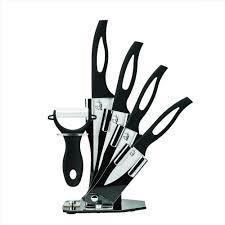 couteau cuisine ceramique couteaux de cuisine en céramique les 4 meilleures marques