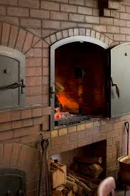 indoor pizza ovens for home home forno bravo home wood fired