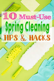spring cleaning tips 10 must use spring cleaning tips and hacks the kreative life