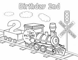 train coloring page for kids education thomas the pages online