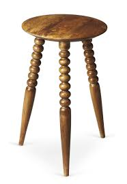 antique spindle leg side table the daily hunt nest bar stool and stools