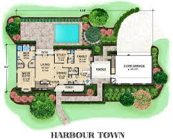 House Plans French Country by French Country House Plan With 3 Bedrooms And 4 5 Baths Plan 5473