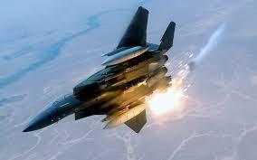 us air force f 15e strike eagle fighter jet planes slow motion