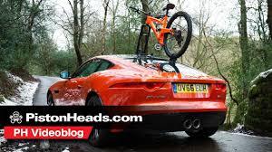 Porsche 911 Bike Rack - sea sucker talon bike rack versus jaguar f type ph videoblog