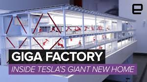 tesla inside 2017 inside the gigafactory tesla u0027s most important project youtube
