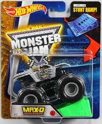 maximum destruction monster truck videos amazon com wheels monster jam 1 64 scale max d maximum