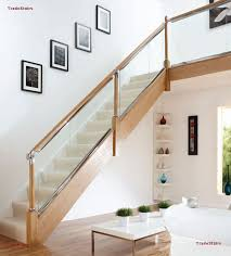 Glass Stair Banister Glass Balustrade Thickness Boards Ie