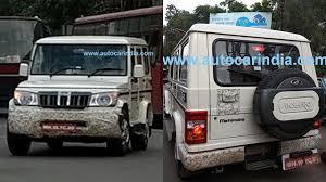 modified mahindra bolero in kerala mahindra mini bolero sub 4m suv u2013 launch date price