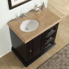 36 Inch Bathroom Vanities by Bathroom Vanities With Sink On The Left 36 Single Bathroom Vanity