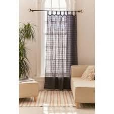 Navy Tab Top Curtains Lala Bash Maddie Metallic Blackout Window Panels 1 060 Uah