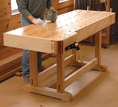 Woodworking Bench Height by Woodworking Workbench Plans The Essential Workbench This Classic