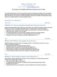 Executive Officer Resume Download Executive Healthcare Marketing Communications In Boston