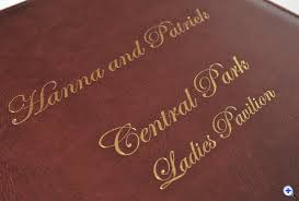 Wedding Album Covers Wedding Album Covers With Personal Embossed Text Sweet Memory Albums