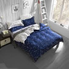 Space Bed Set Accessories Constellation Bedding Set Space Themed Bedroom For