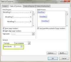 cara membuat garis pada daftar isi makalah cara membuat daftar isi otomatis pada microsoft word 2010 binus